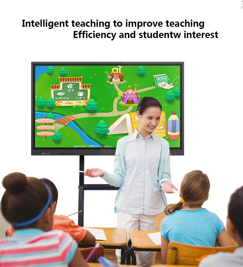 Màn hình tương tác giáo dục 55inch
