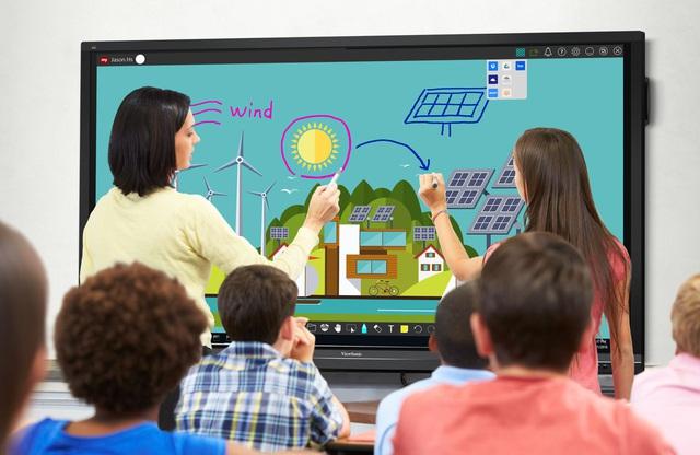 Màn hình tương tác giáo dục 65inch